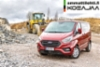 """Ford Transit Custom PHEV on mielenkiintoinen sähköauto jossa polttomoottorin tehtävänä on toimia varavoimalana. Ajossa hybridi-uutuus kulkee mallikkaasti ja jopa pienin kustannuksin, kunhan ajoakussa on riittävästi """"seinästä"""" ladattua virtaa"""