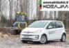 Ammattilehti Koeajaa: Volkswagen up! Cargo - kokoaan suurempi pikkujätti