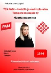 Katja Vahronen 1344