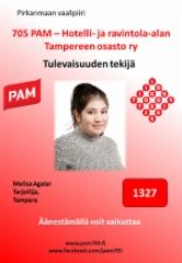 Melisa Agalar 1327