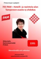 Riikka Kallio 1331