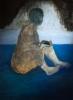 Memento mori, öljy mdf-levylle, 120x100 cm