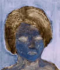 sukupolvi Ö, öljy mdf-levylle, 40x30 cm