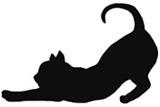 kissa_venytteleva