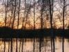 Velaattajärveä syksyllä