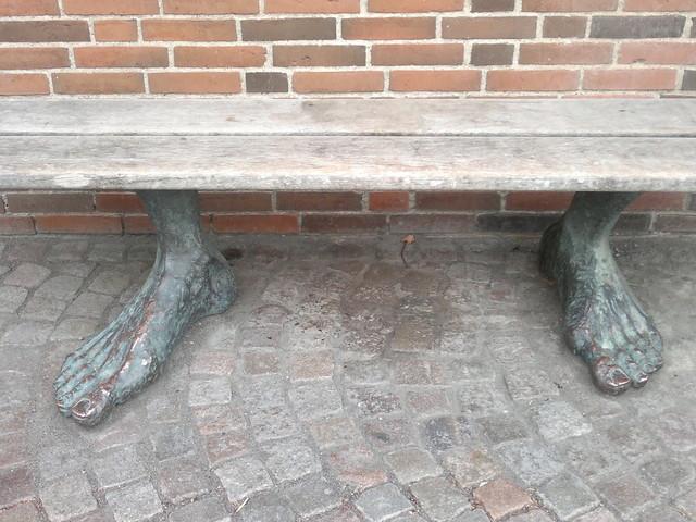 ODENSE -syksy - kivat jalat