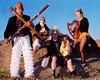 Peuraneito ja Sarvikuono - bändi