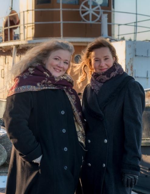 Anneliina Rif Tokazier, Mari Mäntylä