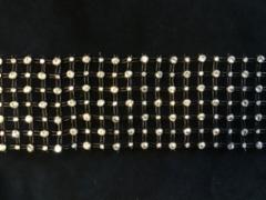Nro 75 Kiviverkko (iso/pieni kivi) kivikoko ss6 ja ss10 verkon leveys 6.8 cm hinta 40 euroa (3 metriä laattojen päälle)
