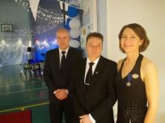 Jyrki Moilanen, Ari Prihti ja Outi Uusi-Kouvo Suomi 100