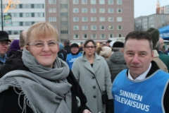 Ministeri Mattila ja Ari
