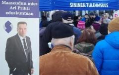 Valkeakoski ja Pirkkala 17.3.2019