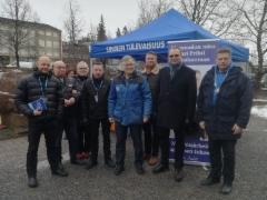Sastamala Vammalan tori 18.3.2019