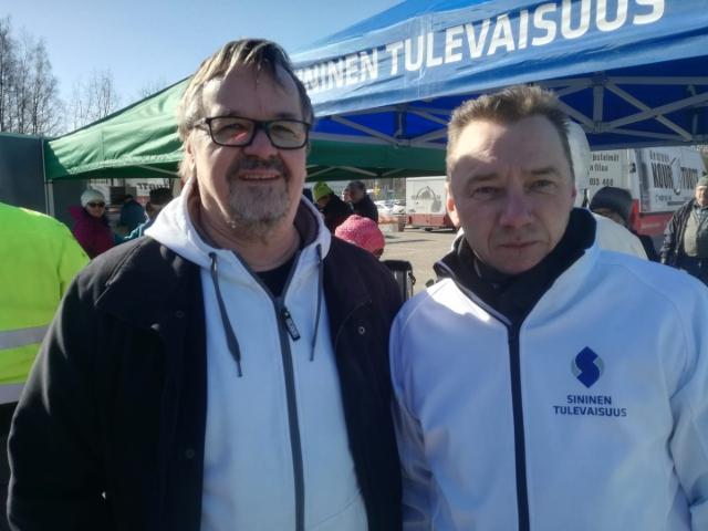 Mänttä-Vilppula 22.3.2019