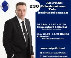 Hämeenkyrö ja Häijää 24.3.2019