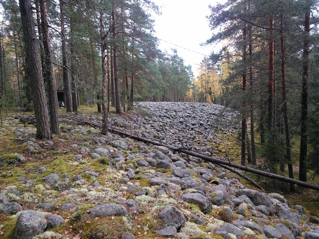 Kiljavan kiviä