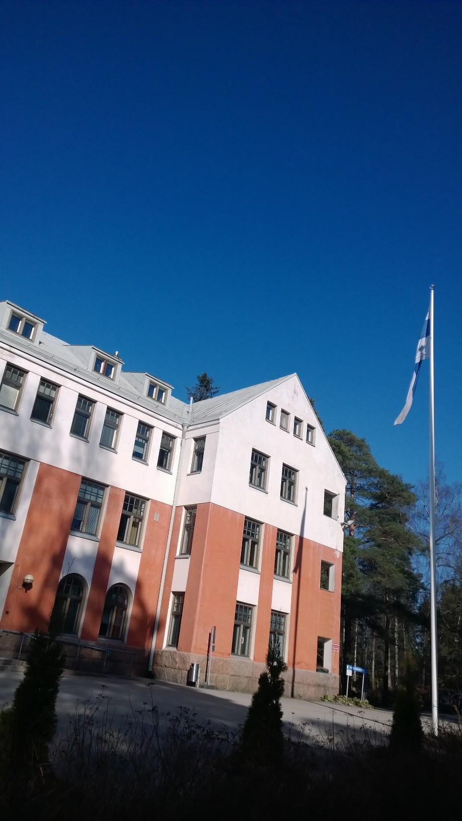 Kaunialan Sotavammasairaala