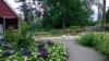 Kesäistä Nurmijärven hautausmaata