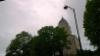 Suomenlinnan kirkko (Tämäkin on kirkkoja, joissa olen aiemmin palvellut; nyt tulin Suomenlinnaan Nurmijärveltä rippikoululeirillemme pitämään oppitunteja sakramenteista: kasteesta ja ehtoollisesta.)