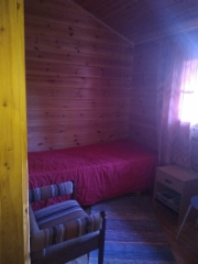 Mökki 1:n pikkuhuone