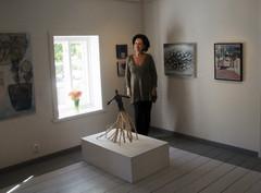 Vapaasti, Ars Novan kesänäyttely 2014 Anna Toiviainen