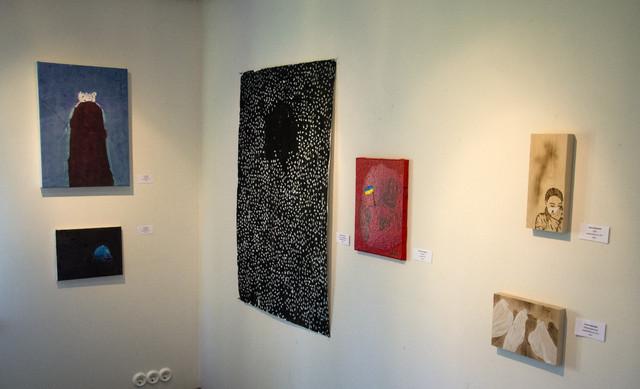 Vapaasti, Ars Novan kesänäyttely 2014 2