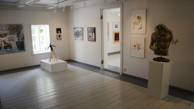 Vapaasti, Ars Novan kesänäyttely 2014, 3