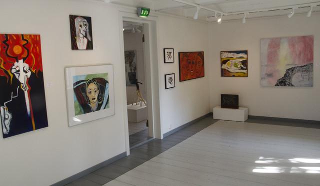 Vapaasti, Ars Novan kesänäyttely 2014, 6
