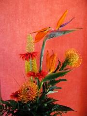 Kukkakimppu - Jockes Bombukett sänd