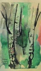 kolme_koivua_aamussa_2015_akvarelli_20x13_p