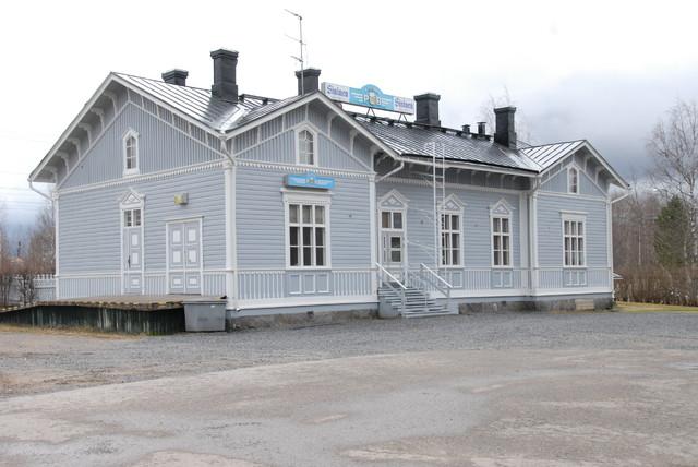 Ennen oli Limingan rautatie asema.