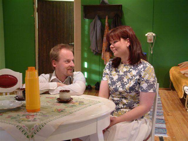 Anneli ja Juha