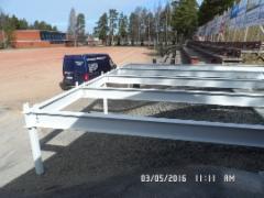 terassinpohja, pesäpallostadion Kankaanpää