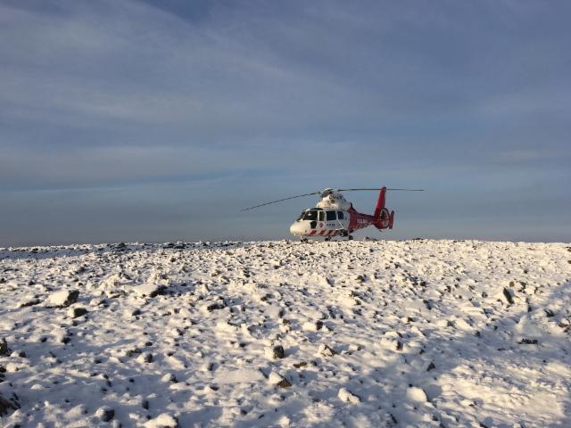 Lapin pelastushelikopteri Aslak