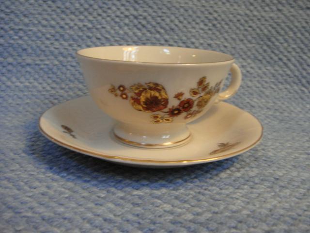 Arabian kahvikupit 1950luku