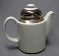 Arabia coffee- and teapots