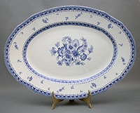Arabia serving trays & serving plates & herring plates