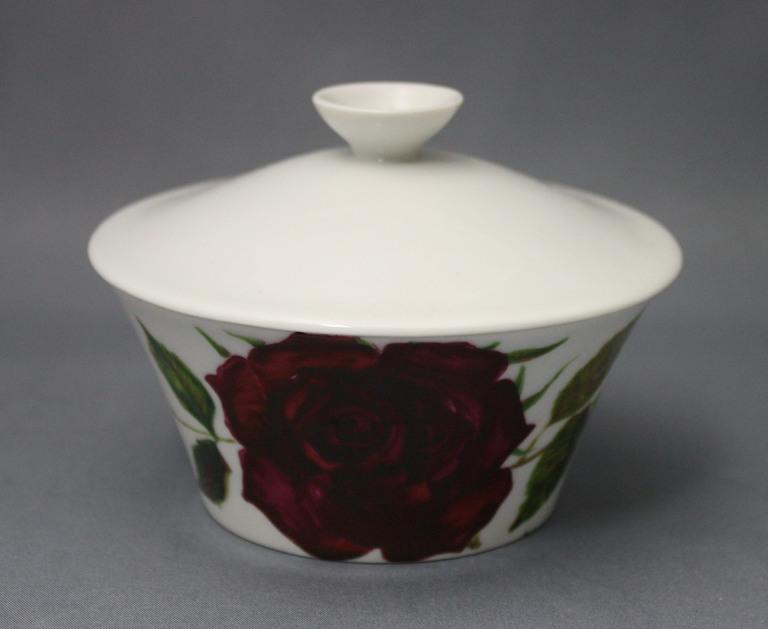 Arabia ruusu sokerikko