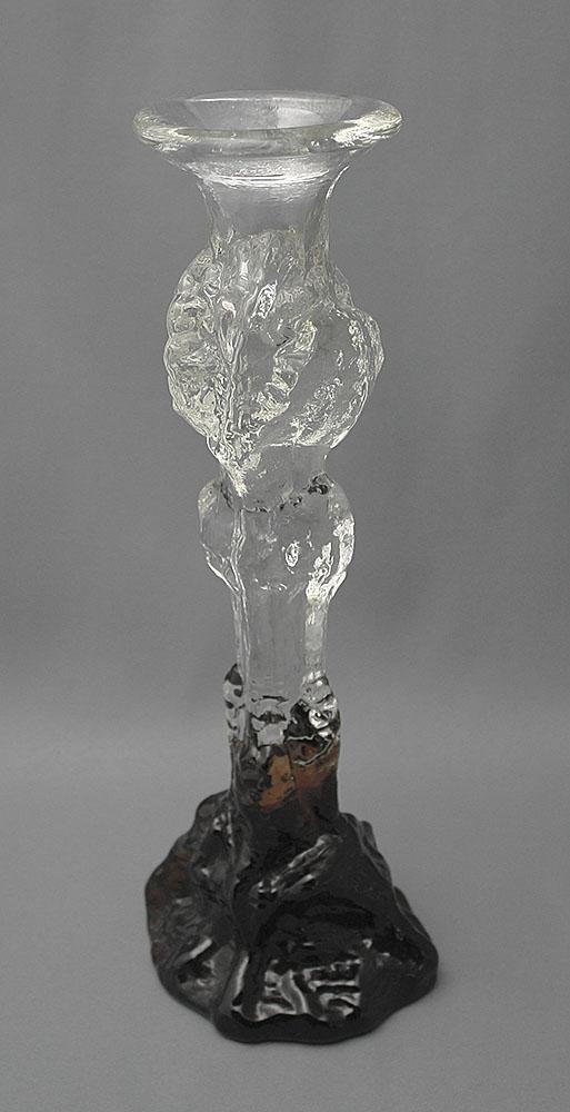Kynttilänjalka lasi