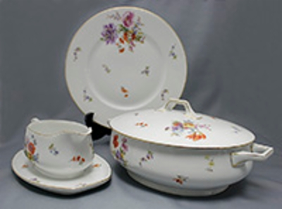 Foreign tableware and items