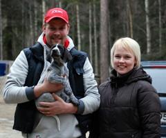 Deja Vuf om.  Marko Virtanen & Sanna Multamäki, Hämeenkoski