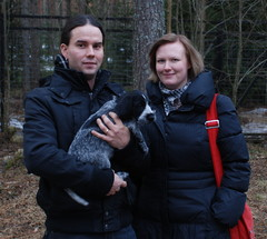Darth Vader om. Veli-Matti & Maija Palomäki, Rintala