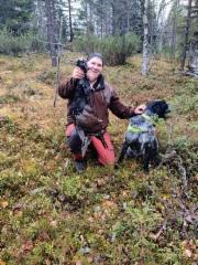 Mikko ja Atrayente Dr Feelgood. Kuva Sari Lappalinen