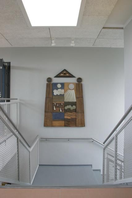 Aurinkoportti, valokuva Salon Taidemuseo