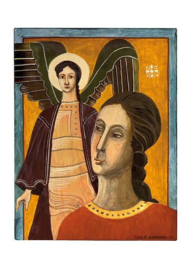 Marian ilmestys