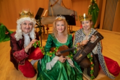 Julia Tamminen, Anni Elonen, Louna Hosia