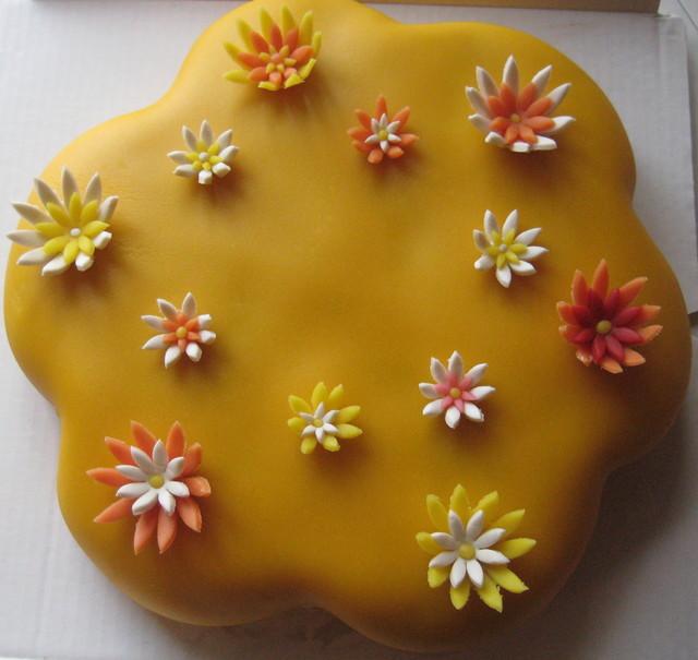 Kukanpäivän syntymäpäiväkakku