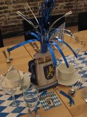 Oktoberfest-kattaus Ruutikellarissa