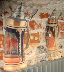 Seinäkoristeet Tenalji von Fersenissä