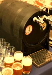 Suomenlinnan Panimon olutta ja siideriä